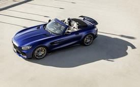 Ra mắt Mercedes-AMG GT R Roadster: Khi thiết kế đỉnh cao hòa làm một với công nghệ hiện đại