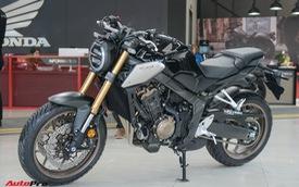 Chi tiết Honda CB650R 2019 giá 246 triệu đồng vừa ra mắt tại Việt Nam, lô đầu về đại lý đã bán hết