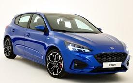 Ford Focus 2019 rục rịch ra mắt Việt Nam, Honda Civic và Hyundai Elantra phải dè chừng vì lần thay đổi này khá lớn