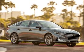 Hyundai Sonata thế hệ mới chốt ngày ra mắt, đe doạ Toyota Camry