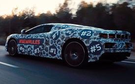 Không chạy theo SUV, McLaren bất ngờ nhá hàng siêu xe Grand Tourer thực thụ đầu tiên