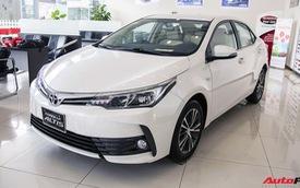 Toyota Corolla Altis giảm giá cao nhất 80 triệu đồng tại đại lý, dọn đường đón thế hệ mới về Việt Nam
