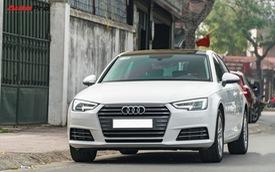 Giữ như mới nhưng đây là số tiền chủ xe Audi A4 đã mất sau 30.000 km đầu tiên