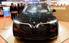 Bóc tách trang bị hàng hiệu trên VinFast Lux V8 vừa ra mắt