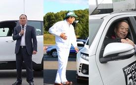 Không chỉ tỷ phú Phạm Nhật Vượng, còn nhiều Chủ tịch khác từng thử xe của chính công ty mình làm ra