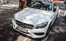 Bắt gặp Mercedes-AMG C43 4Matic giá hơn 4 tỷ đồng của dân chơi Sài Thành