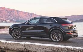 Porsche Cayenne Coupe mới ra mắt ngay tháng này, giao tay khách hàng từ tháng 7