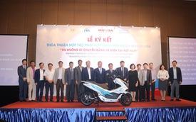 Honda tung 180 xe PCX Electric vào Việt Nam thăm dò thị trường xe máy điện