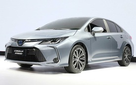 Toyota Corolla Altis vs Honda Civic vs Hyundai Elantra sắp bán: Cuộc đấu ở nửa dưới trong thời Mazda3 làm vua