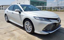 Rò rỉ thêm thông số Toyota Camry 2019 tại Việt Nam: Công nghệ an toàn chủ động tiên tiến nhất phân khúc, vượt cả xe sang