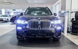 Lộ diện phiên bản BMW X7 chuẩn bị được THACO bán tại Việt Nam, giá thấp hơn nhiều Lexus LX570