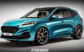 Focus đã có bản hiệu suất cao ST, liệu Ford Escape mới sẽ có cấu hình này?