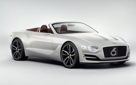 Bentley úp mở xe siêu sang mới, 'càng to càng tốt'