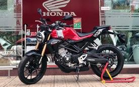 Honda CB150R giá 105 triệu đồng về đại lý, chuẩn bị mở bán chính thức tại Việt Nam