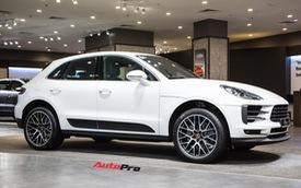 Khám phá chi tiết Porsche Macan S 2019 giá 3,6 tỷ đồng vừa về Việt Nam