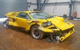Chiếc Lamborghini Countach phiên bản đặc biệt này chỉ có giá 120 triệu đồng nhưng bạn có dám thử vận may?