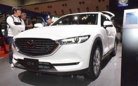 Hot: THACO tiết lộ thông số Mazda CX-8, chốt thời điểm bán để đấu Hyundai Santa Fe