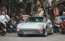 Đại gia Hải Phòng ra biển trắng cho Porsche 930 Turbo 30 năm tuổi độc nhất Việt Nam