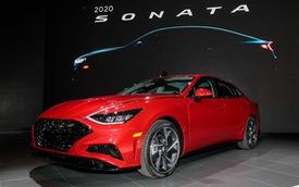 5 điểm nhấn thiết kế trên Hyundai Sonata 2020 sắp về Việt Nam
