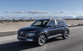 Ra mắt Hyundai Venue hoàn toàn mới: Đàn em Kona mang dáng hình Audi