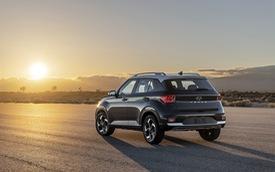 7 điểm cần biết về Hyundai Venue - Đàn em Kona nhìn như Audi nhưng lại lấy cảm hứng Range Rover