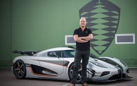 Chủ tịch hãng siêu xe đắt đỏ Koenigsegg lại yêu dòng xe cũ, giá mềm này nhất