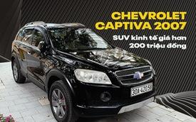 Chi 240 triệu mua Chevrolet Captiva và hơn 200 triệu đồng để sửa, người dùng đưa ra lời khuyên sau 2 năm và 100.000 km