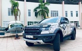 Ford Ranger Raptor đã 'full', chủ xe chọn cách làm mới khác biệt để tạo dấu ấn