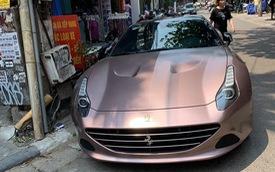Dân chơi đồng hồ khét tiếng tại Hà Nội đổi màu siêu độc cho Ferrari California T