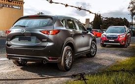 Chênh 200 triệu, Subaru Forester nhập Thái hơn thua gì so với Mazda CX-5 và Honda CR-V?