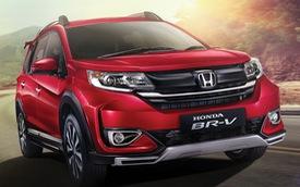 Honda BR-V 2019 ra mắt, chờ ngày về Việt Nam đấu Mitsubishi Xpander