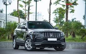 Trải nghiệm nhanh Zotye Z8 - SUV Trung Quốc gây tranh cãi tại Việt Nam
