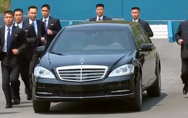 Phía Mercedes: Chúng tôi không biết ông Kim Jong Un mua Maybach bằng cách nào!