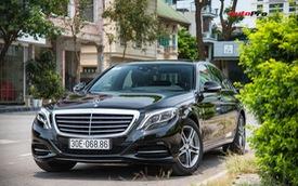 """Mercedes-Benz S400L 2014 biển """"Lộc phát, phát lộc"""" rao bán ngang giá Toyota Camry nhập khẩu"""