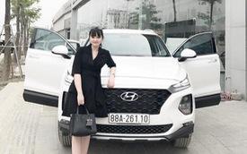 27 tuổi đã có công ty riêng, mẹ nuôi 9X của em bé Lào Cai tậu được cả Hyundai Santa Fe tiền tỷ khiến bao người trầm trồ