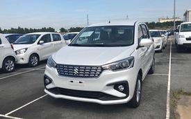 Đại lý mở đặt cọc Suzuki Ertiga 2019 với 2 phiên bản, giá dưới 500 triệu đồng - Áp lực lên Mitsubishi Xpander