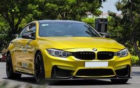 BMW M4 đời 2016 nhập Đức gắn nhiều đồ chơi rao bán giá 3,2 tỷ đồng