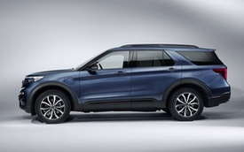 Ford dồn dập ra mắt các phiên bản mới của 'xe hot' Explorer
