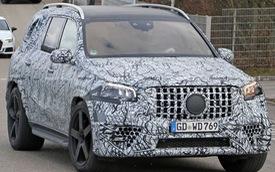 'Hàng khủng' Mercedes-Maybach GLS lần đầu lộ diện trên đường phố