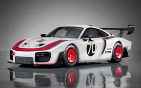 Porsche hé lộ siêu xe mới kế nhiệm 918 Spyder