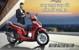Honda Việt Nam trình làng SH300i mới, bổ sung công nghệ, giá bán tăng từ 7 triệu đồng