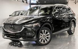 Mazda CX-8 rục rịch ra mắt Việt Nam dưới dạng nhập khẩu nguyên chiếc, Hyundai Santa Fe cần dè chừng