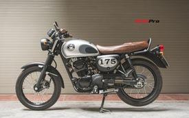 Xe mô tô cổ điển Kawasaki W175 bất ngờ giảm giá tại Việt Nam, cao nhất 4 triệu đồng