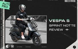 'Vespa nhanh tã' từ góc nhìn của chàng trai dùng xe Ý sau 5 năm chạy Honda Air Blade mãi không hỏng