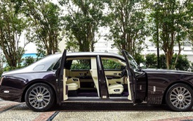 Đại gia Hong Kong bạo tay đặt Rolls-Royce Phantom 'siêu riêng tư' với vách ngăn tách biệt hai hàng ghế