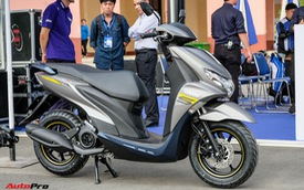 Chi tiết Yamaha FreeGo giá từ 32,9 triệu đồng - Đối thủ mới khiến Honda Air Blade phải dè chừng