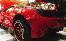 Ferrari 458 Italia độ độc nhất Việt Nam được 'lột xác' thêm lần nữa khi về tay chủ mới