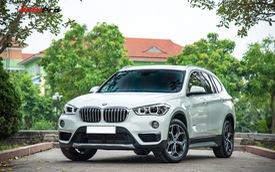Bán BMW X1 sau 8.500 km, chủ xe vẫn dư tiền sắm SUV Mercedes-Benz