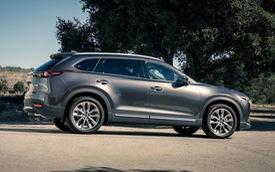 Mazda CX-9 bị điều tra vì lỗi túi khí