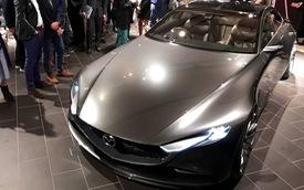 Mazda công bố 'vũ khí bí mật' trong canh bạc xe sang đấu Mercedes-Benz, Audi